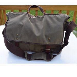J. Crew Messenger Bag